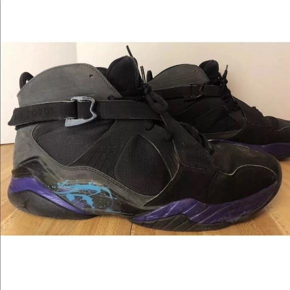 a2c0442e0b4 Jordan Other - Mens Nike Air Jordan 8 Retro Aqua Shoes Size 12